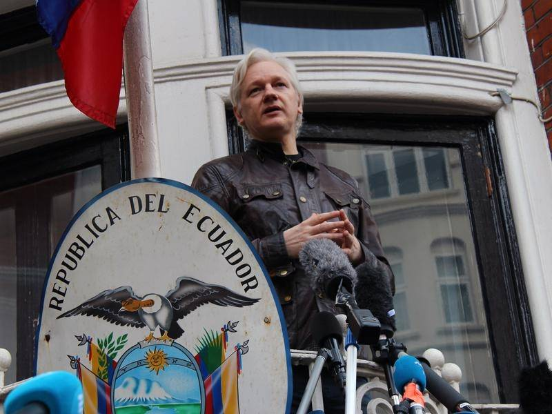 US Democrats have urged Vice President Mike Pence to press Ecuador over asylum for Julian Assange.